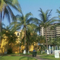 Photo taken at Costa Club Punta Arena Hotel by AleecyytaH' G. on 7/9/2012