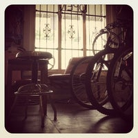 Photo taken at Fletcher Bike Studio by Joshua J. on 8/25/2012