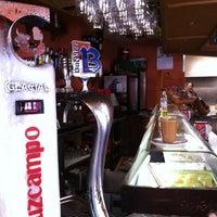 Photo taken at Cerveceria Cafeteria Los Valles by Miguel P. on 8/30/2012