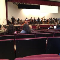 Photo taken at Colden Center Auditorium by Silli S. on 4/29/2012