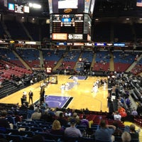 Photo taken at Sleep Train Arena by Don S. on 3/2/2012