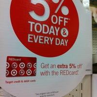 Photo taken at Target by Greg M. on 2/17/2012