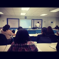 Photo taken at Ateneo Professional Schools by Arpee L. on 8/30/2012