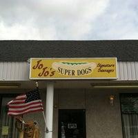 Photo taken at Jojo's Superdogs by Matt M. on 4/1/2012