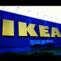 Photo taken at IKEA by Iraklis on 9/2/2012
