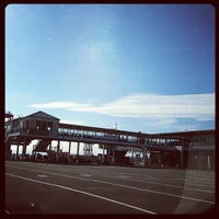 Photo taken at Seattle Ferry Terminal by Kris🍻 on 8/2/2012