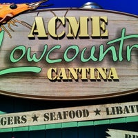 Photo taken at Acme Lowcountry Kitchen by John R. on 3/18/2012