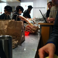 Photo taken at Chipotle Mexican Grill by Vahid O. on 6/14/2012