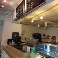 Photo taken at Cafe Jeko by Seonggwon W. on 3/14/2012