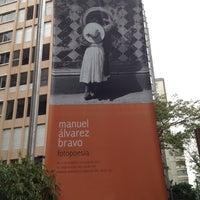 Photo taken at Instituto Moreira Salles by Wenio S. on 4/28/2012