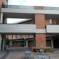 Photo taken at W. P. Carey School of Business by Matthew S. on 7/22/2012