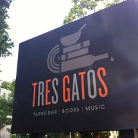 Photo taken at Tres Gatos by anna s. on 8/14/2012