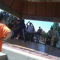 Photo taken at Columbus Park by Tone on 8/5/2012