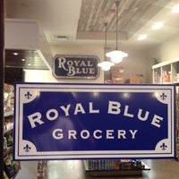 Photo taken at Royal Blue Grocery by Seth W. on 6/8/2012