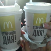 Photo taken at McDonald's by Ольга П. on 7/18/2012