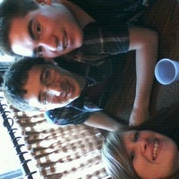 Photo taken at Corner Bakery Cafe by Brittany P. on 4/2/2012