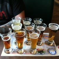 Photo taken at Smoky Mountain Brewery by Alexis L. on 4/13/2012