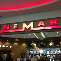 Photo taken at Cinemark City Mall by Ricardo M. on 8/8/2012