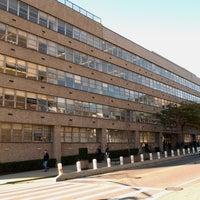 Photo taken at Furst Hall by Yeshiva University on 7/19/2012