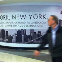 Photo taken at Baggage Claim by Troy B. on 5/1/2012