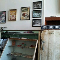 Photo taken at Rob's Chop Shop by Mike D. on 6/1/2012