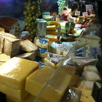 Photo taken at Kashkaval Cheese Market by Robbie C. on 6/30/2012
