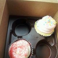 Photo taken at Gigi's Cupcakes by Tabitha L. on 7/10/2012