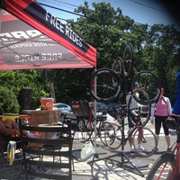 Photo taken at Strictly Bicycles by Mark F. on 6/30/2012