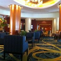 Photo taken at Anaheim Marriott by Sal R. on 5/28/2012
