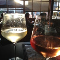 Photo taken at V-NO Wine Bar by Cate D. on 3/23/2012