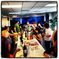 Photo taken at Pandora Media Headquarters by Stephanie S. on 7/26/2012