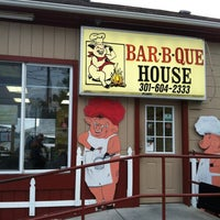 Photo taken at Bar-B-Que House by John on 7/13/2012