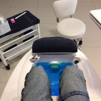 Photo taken at Neihule Salon by louie m. on 2/12/2012