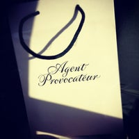 Photo taken at Agent Provocateur by Iv V. on 6/12/2012