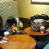 Photo taken at Starbucks by Kaitlynn P. on 3/2/2012