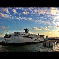Photo taken at Tsawwassen Ferry Terminal by Jon S. on 5/22/2012