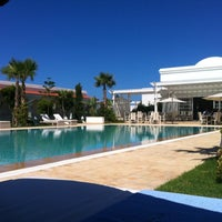 Photo taken at Le Mirage Hotel, Tanger by Salma B. on 7/6/2012