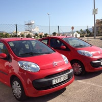 Photo taken at Rent A Car Denia, S.A. by Domingo R. on 8/28/2012