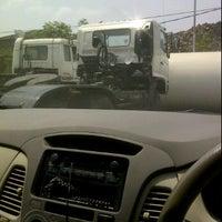 Photo taken at PT. Mitsubishi Kramayudha Motors & Manufacturing I by Don  on 2/22/2012