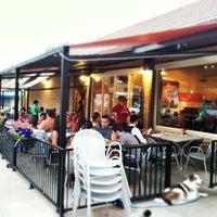 Photo taken at Park Burger by Kim on 8/4/2012