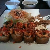 Photo taken at Kashi Sushi & Bar by Talk2Erick E. on 5/4/2012