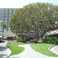 Photo taken at Fairmont Miramar Hotel & Bungalows by Paco M. on 5/8/2012