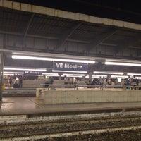Photo taken at Venezia Mestre Railway Station (XVY) by Leah Hannah P. on 8/11/2012
