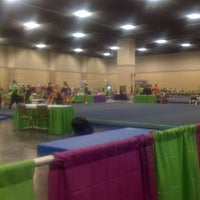 Photo taken at Knoxville Convention Center by Brad D. on 3/17/2012