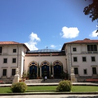 Photo taken at Vizcaya Museum and Gardens by Andrea on 4/1/2012