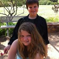 Photo taken at Clapp Park by Cherri S. on 5/13/2012