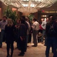 Photo taken at Westin Lobby Bar by Delain R. on 2/18/2012