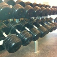 Photo taken at Gym Plus by Allie on 8/2/2012