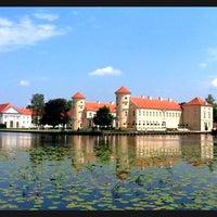 Photo taken at Schloss Rheinsberg by Christian H. on 7/28/2012