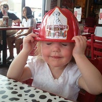 Photo taken at Firehouse Subs by Jordan W. on 3/24/2012